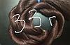 """Волос для кукол, синтетика. Модель - """"Карина 33г"""".  В срезе."""