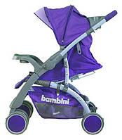Коляска прогулочная Bambini MARS (+накидка на ножки) Фиолетовый