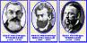 Портрети вчених та дослідників в кабінет географії