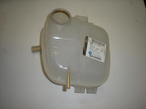 Расширительный бачок (напорный бак) для охлаждающей жидкости (антифриза) без крышки и датчика OPEL ASTRA-G X16SZR
