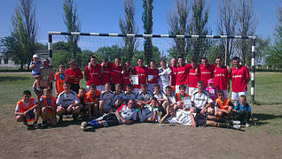 Экипировка команд 2014 26