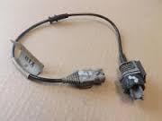 Жгут (кабель) проводки датчика оборотов передней оси (ABS) левый (идент. HYX) OPEL Vectra-C & Signum 2004-2005г.в ИСКЛЮЧАЯ IDS+