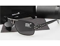 Солнцезащитные очки в стиле Montblanc (501) black