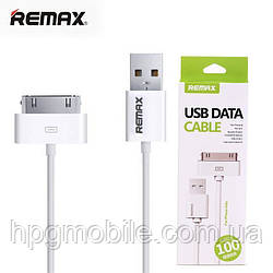 Кабель REMAX fast charging cable для iPhone 4/4S
