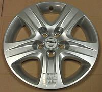 Колпак (крышка) стального колёсного диска (1002187) 6.5J X 16 (ИДЕНТ. SC) 5 отверстий для крепления GM 1006261 13282335 OPEL Astra-H Zafira-B Meriva-B