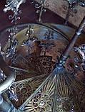 """Кованые лестницы. Кованая винтовая лестница """"Классик"""", фото 3"""