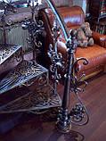 """Кованые лестницы. Кованая винтовая лестница """"Классик"""", фото 4"""