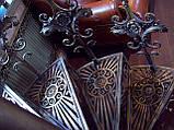"""Кованые лестницы. Кованая винтовая лестница """"Классик"""", фото 5"""