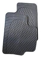 Коврики резиновые задние черные, к-т 2шт OPEL VECTRA-B  Opel 1724696