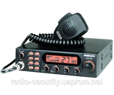 Радиостанция автомобильная President JFK II ASC