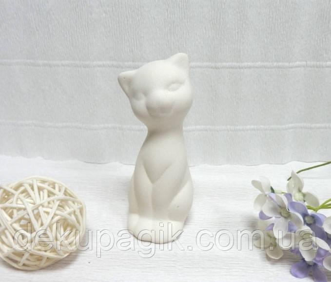 Заготовка Кошечка 10см, керамика