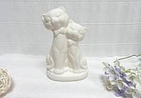 Котики ЛяМур 12см, керамика