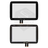 Сенсорный экран (touchscreen) для Lenovo IdeaTab K2110, черный, оригинал