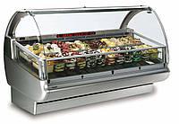 Витрина для мороженого GelatoShow Isa (холодильная, напольная)