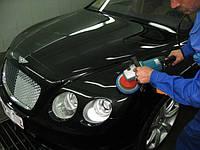 Абразивная восстановительная полировка автомобиля
