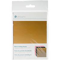 Металлизированные листы для гравировки Silhouette (814792019139)