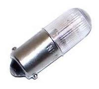 Лампа неоновая синяя в цоколе BA9s DL1CS6220SP