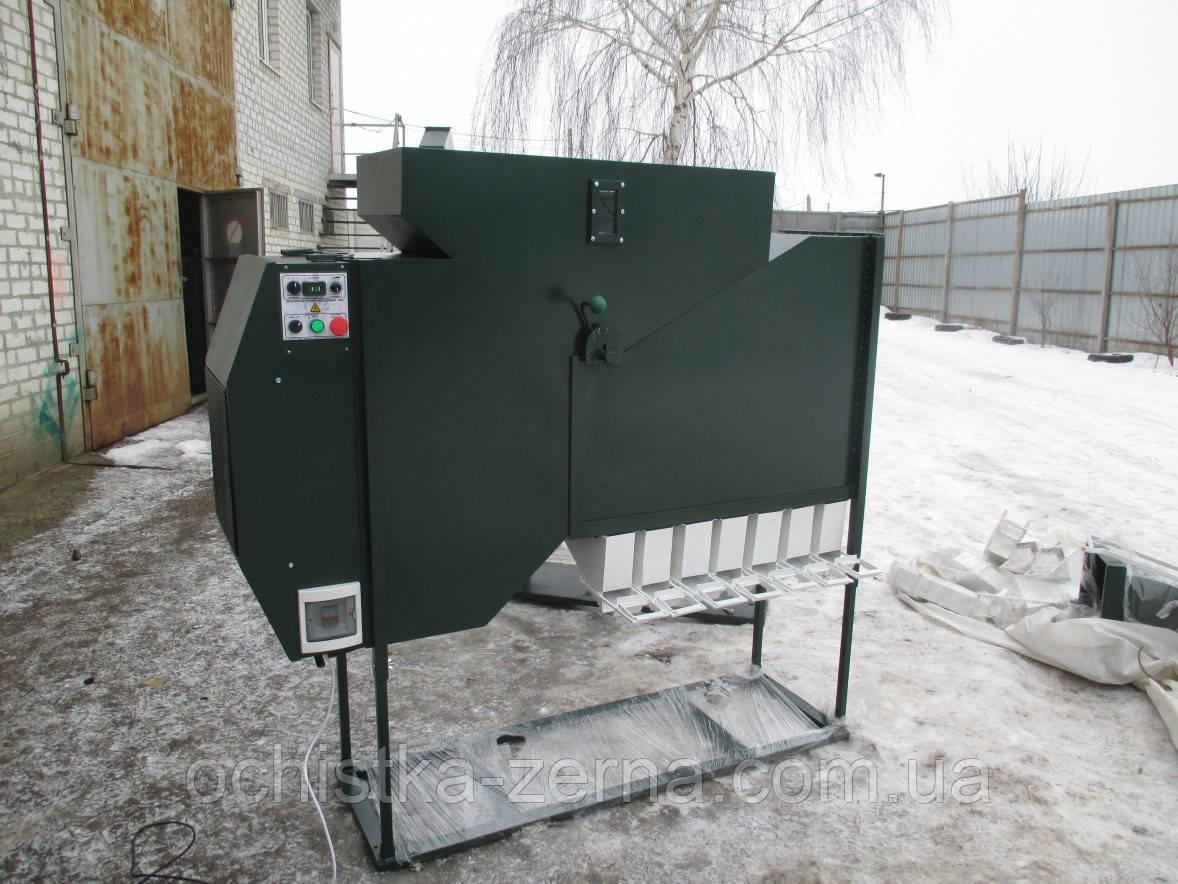 Зерноочистительное оборудование ИСМ-10 - Харьковский завод зерноочистительного оборудования в Харькове