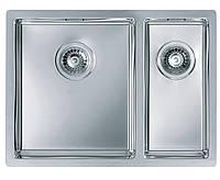 Мойка кухонная Alveus Quadrix 120 L U (1091305) под столешницу
