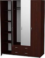 Шкаф для спальни  на 3 двери  с зеркалом (для одежды) 7