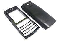Корпус для Nokia X2-02 черный (панели)
