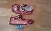 Туфли для девочки р25,26