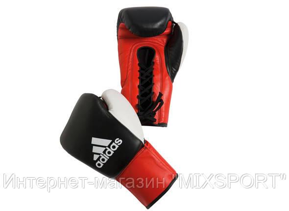 "Боксерские перчатки Adidas ""Dynamic Profi"" 10 oz"