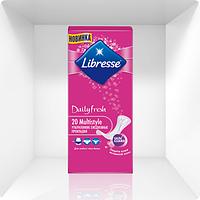 Libresse Daily Fresh Plus Multistile 30шт