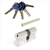 Цилиндр ЕС-60 (ключ/ключ) NI