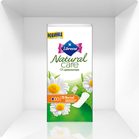 Libresse Natural Care Pantyliners норм 20шт