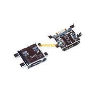 Разъем зарядного устройства Samsung I8190, S7530, S7562