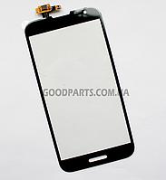 Сенсорный экран (тачскрин) для LG E980, E988, E986 Optimus G Pro черный (Оригинал)