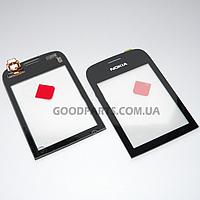 Сенсорный экран (тачскрин) для Nokia 202, 200 Asha high copy
