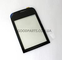 Сенсорный экран (тачскрин) для Nokia 202, 200 Asha (Оригинал)