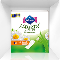 Libresse Natural Care Pantyliners норм 40шт