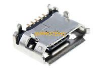 Разъем зарядного устройства Sony Ericsson X10, U5, X8, E15, E16, J108, W100 microUSB