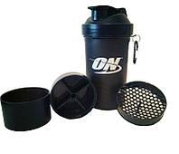 Шейкер SmartShake Optimum Nutrition, 600 мл