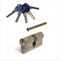 Цилиндр ЕС-60 (ключ/ключ) AB