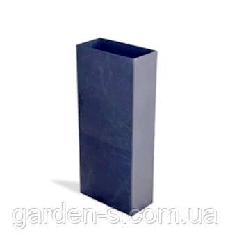 Удлинитель прямоугольного дымохода 100*200 Буржуй