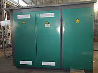 Комплектная трансформаторная подстанция КТПГС 400/10(6)/0.4 кВа (для городских сетей)