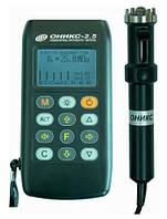 Электронный склерометр (измеритель прочности бетона) ОНИКС-2.5
