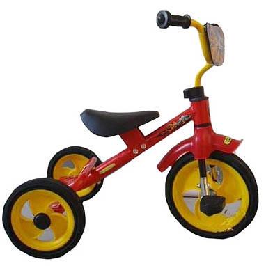 Велосипед детский трехколесный TILLY COMBI (BT-CT-0009 RED), фото 2