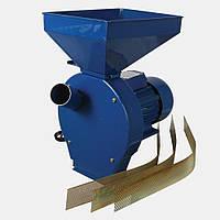 Кормоизмельчитель ДТЗ КР-02  (зерно + початки кукурузы, производительноть 200 кг/ч) 2500 Вт