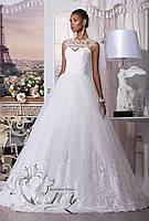 """Свадебное платье """"Выбор сердца"""" с бретелями"""