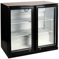 Барный холодильный шкаф NQ-HI-02 Altezoro (фригобар)