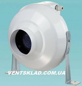 Вентилятор центробежный вытяжной до 250 м³/час Вентс ВК 100