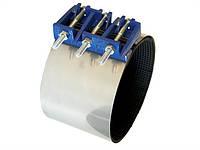 Ремонтные хомуты IGE  для соединений и ремонта труб
