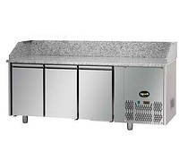 Холодильный стол для пиццы 3 двери Tecnodom PZ 03 EKO GN