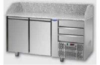 Холодильный стол для пиццы 2 двери Tecnodom PZ 02 EKO C3