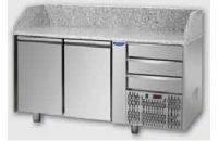 Стол для пиццы PZ 02 EKO C3 Tecnodom (холодильный)